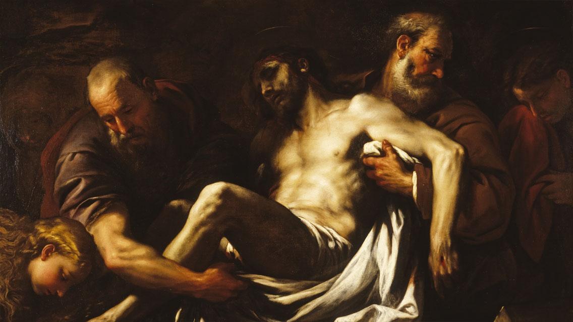 O desamparo de Cristo
