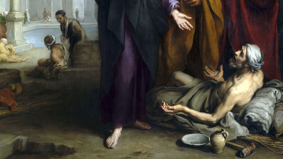 As curas de Jesus