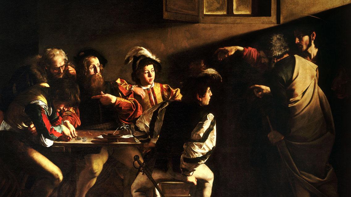 A conversão de São Mateus