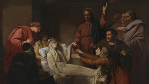 264. Jesus ressuscita a filha de Jairo