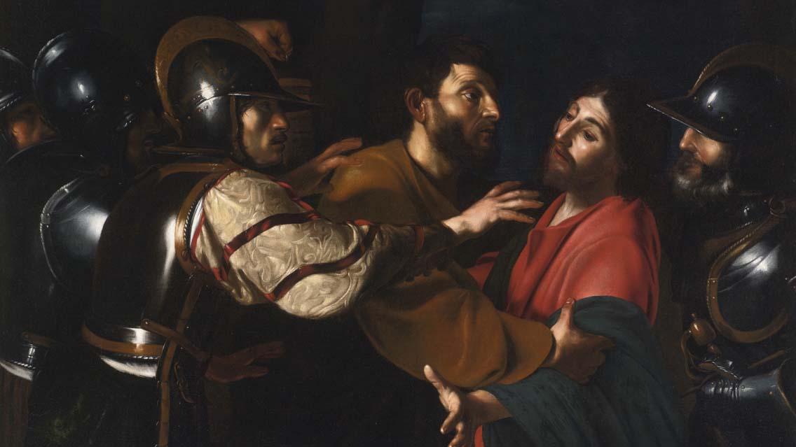 Por que Jesus escolheu Judas?
