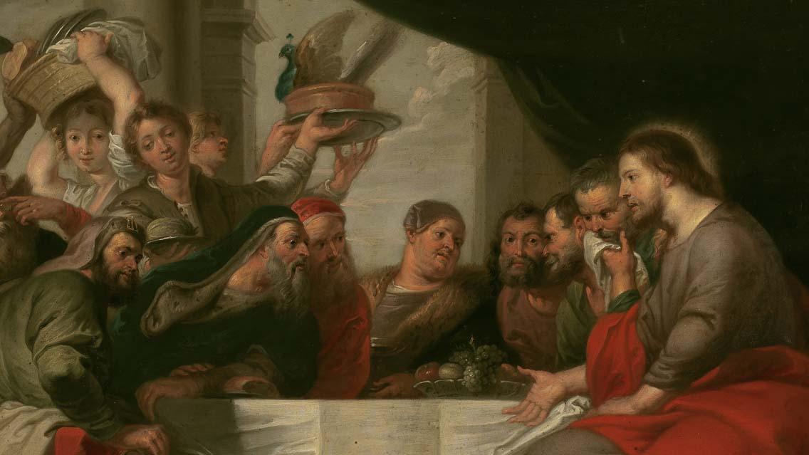 A malícia dos fariseus