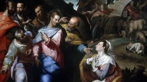 290. Jesus e a mulher cananeia