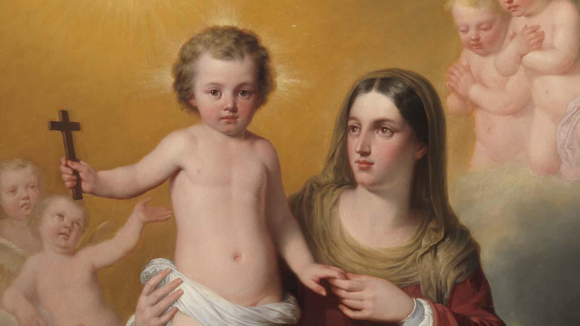 O Reino dos Céus é das criancinhas