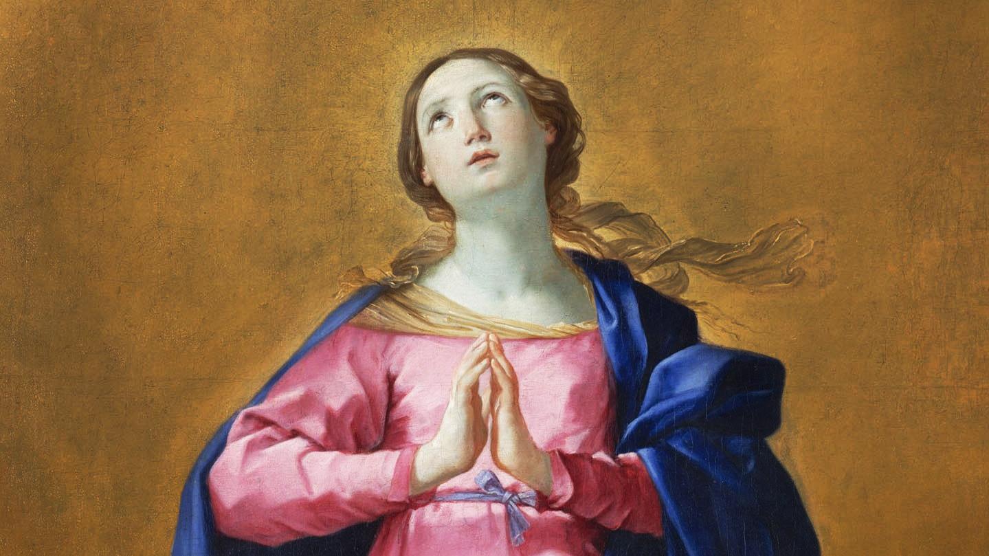 A Virgem Maria e nossa vida de oração