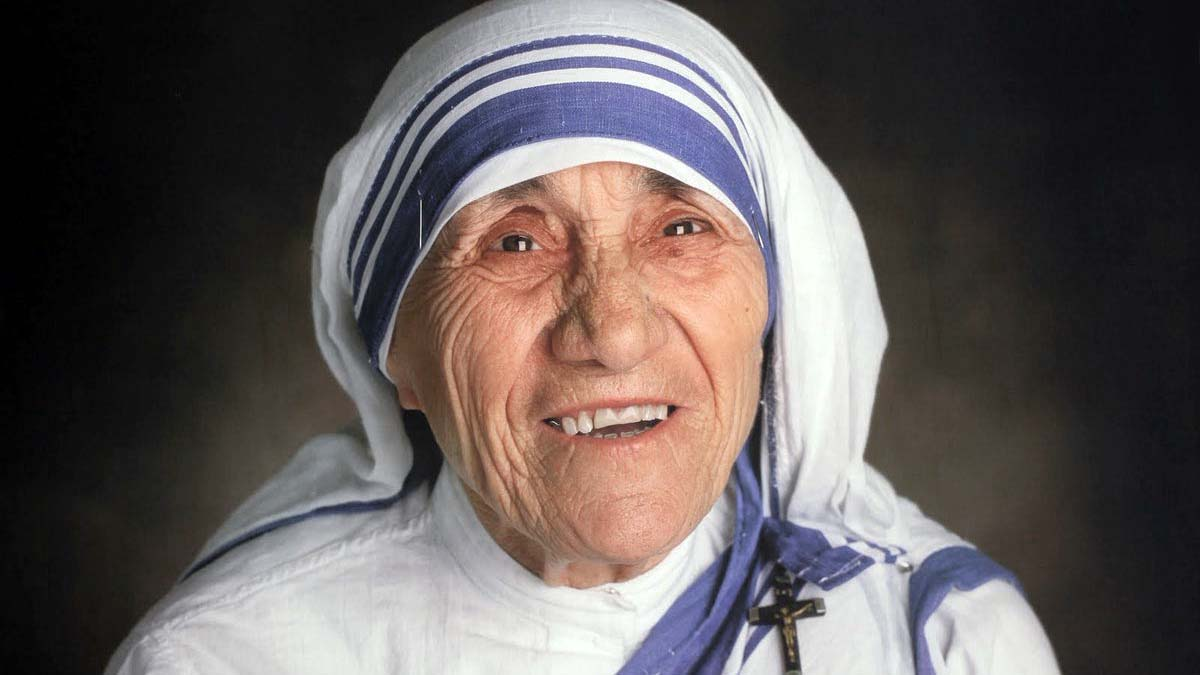 Santa Teresa de Calcutá e o segredo das boas obras