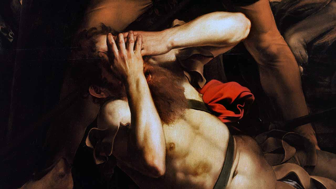 A conversão de um pecador