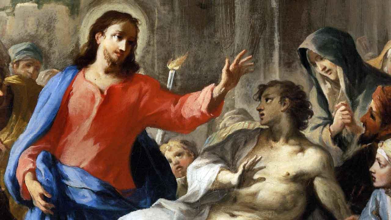 Jesus quer nos introduzir em outra vida