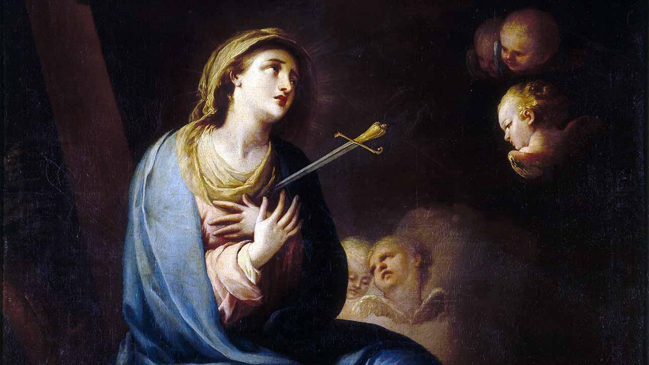 Memória de Nossa Senhora das Dores