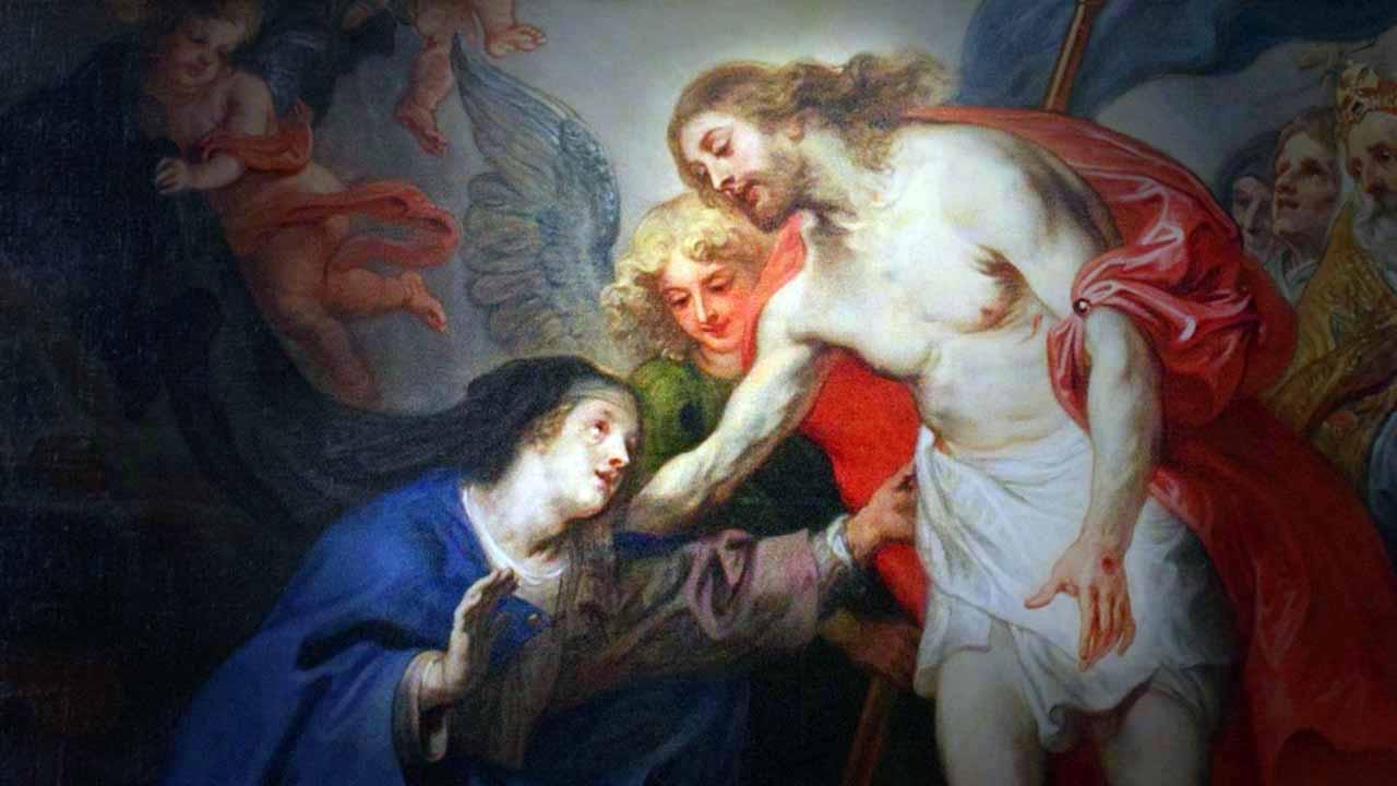 O amor de Maria