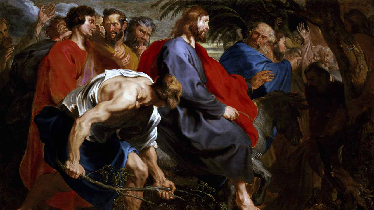O caminho para Jerusalém