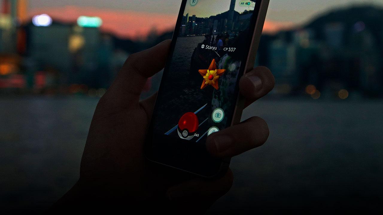 """Existe algum problema com o jogo """"Pokémon GO""""?"""