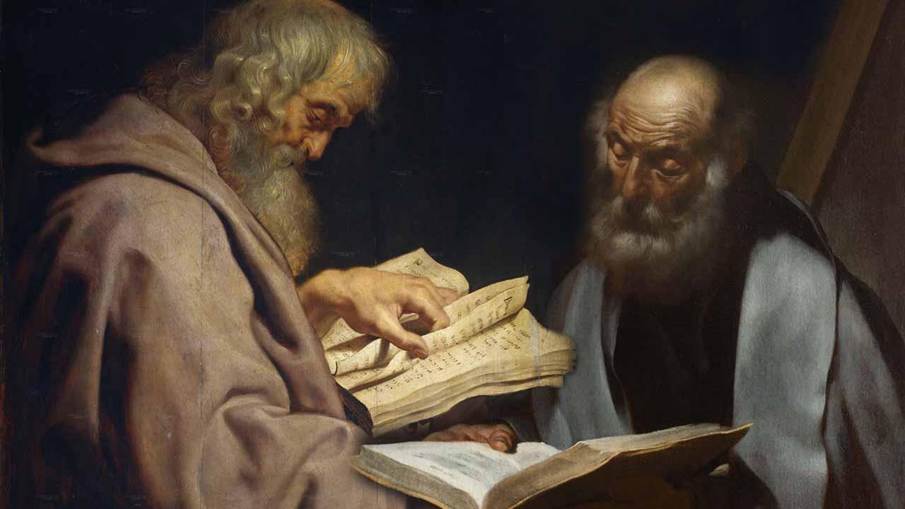 Festa de São Simão e São Judas Tadeu, Apóstolos