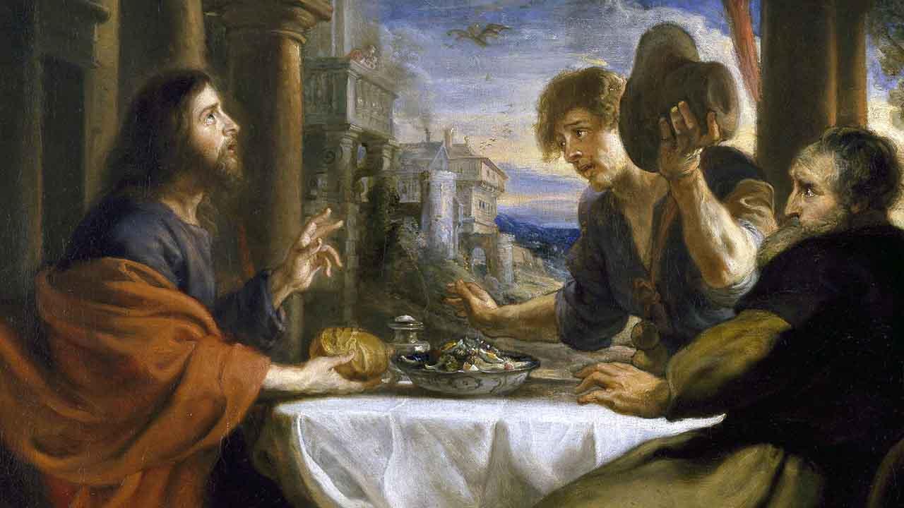 O banquete espiritual