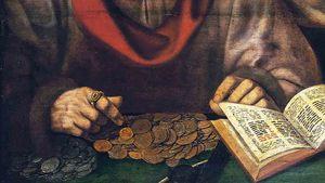 370. Não podeis servir a Deus e ao dinheiro