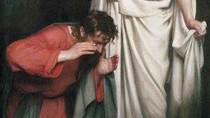 371. O desespero de quem não tem fé