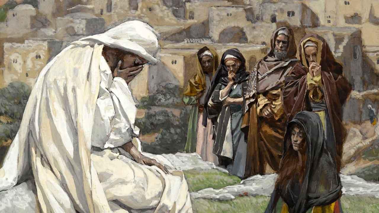 O pranto sobre Jerusalém