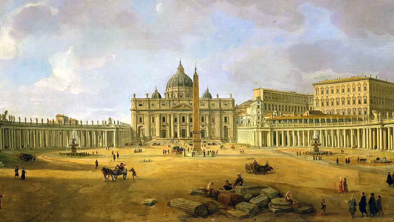 Memória da Dedicação das Basílicas de São Pedro e São Paulo