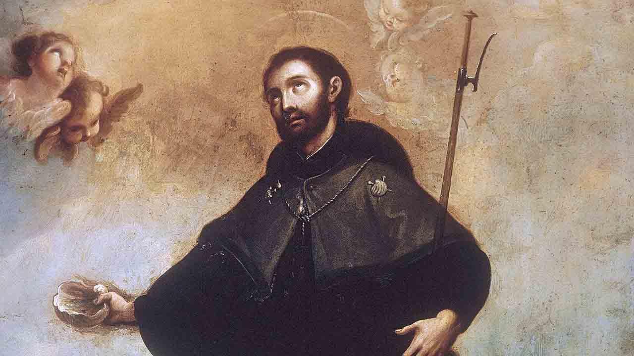 Memória de São Francisco Xavier, Presbítero