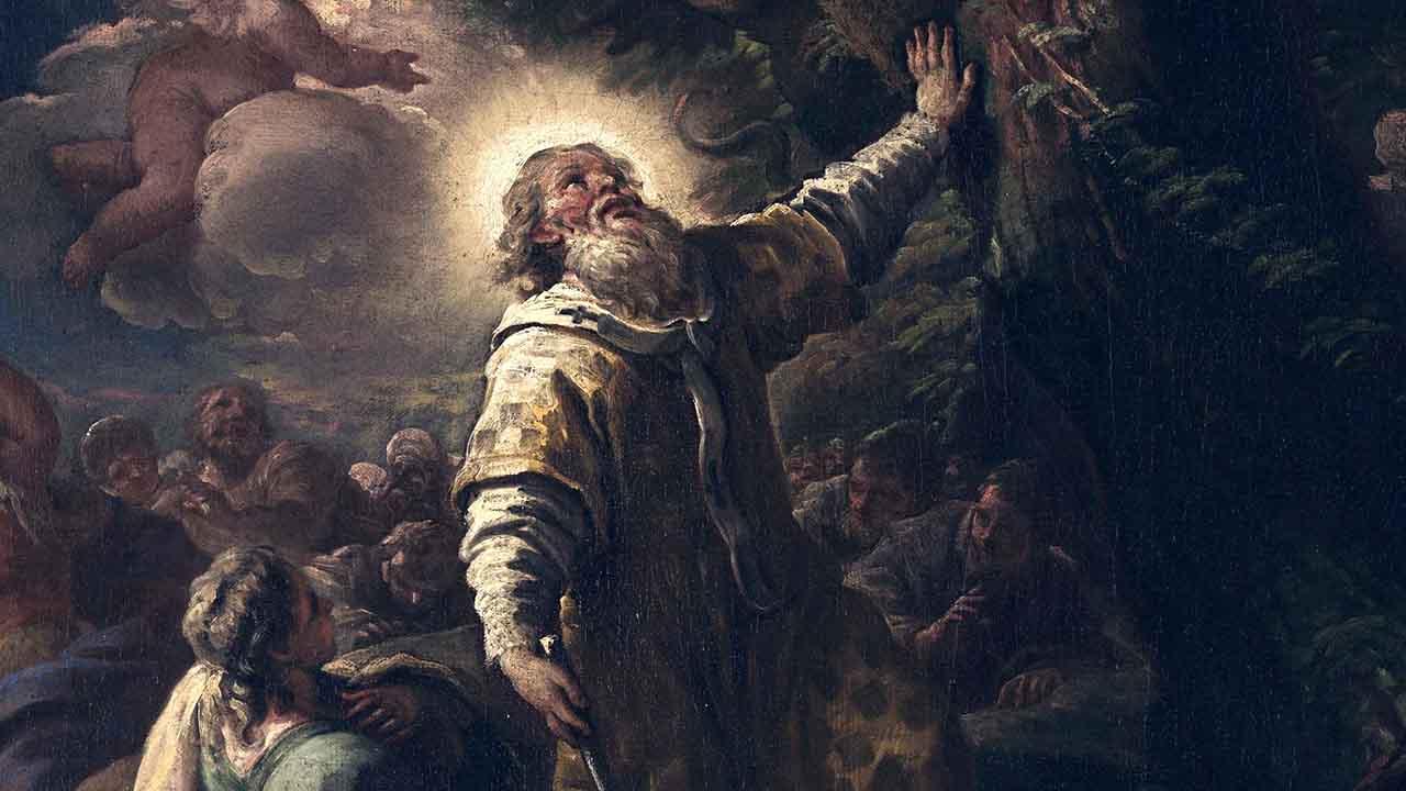 Memória de São Nicolau de Mira, Bispo