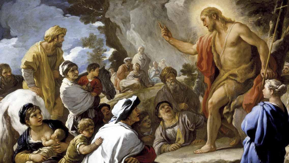 São João Batista e nossa vida interior