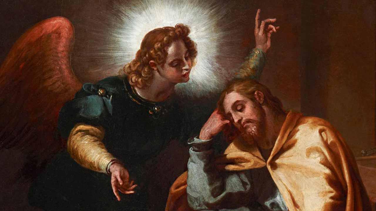 Não tenhas medo de receber Maria!