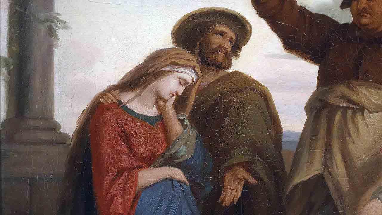 Um lugar para o menino Jesus (24 de dezembro)