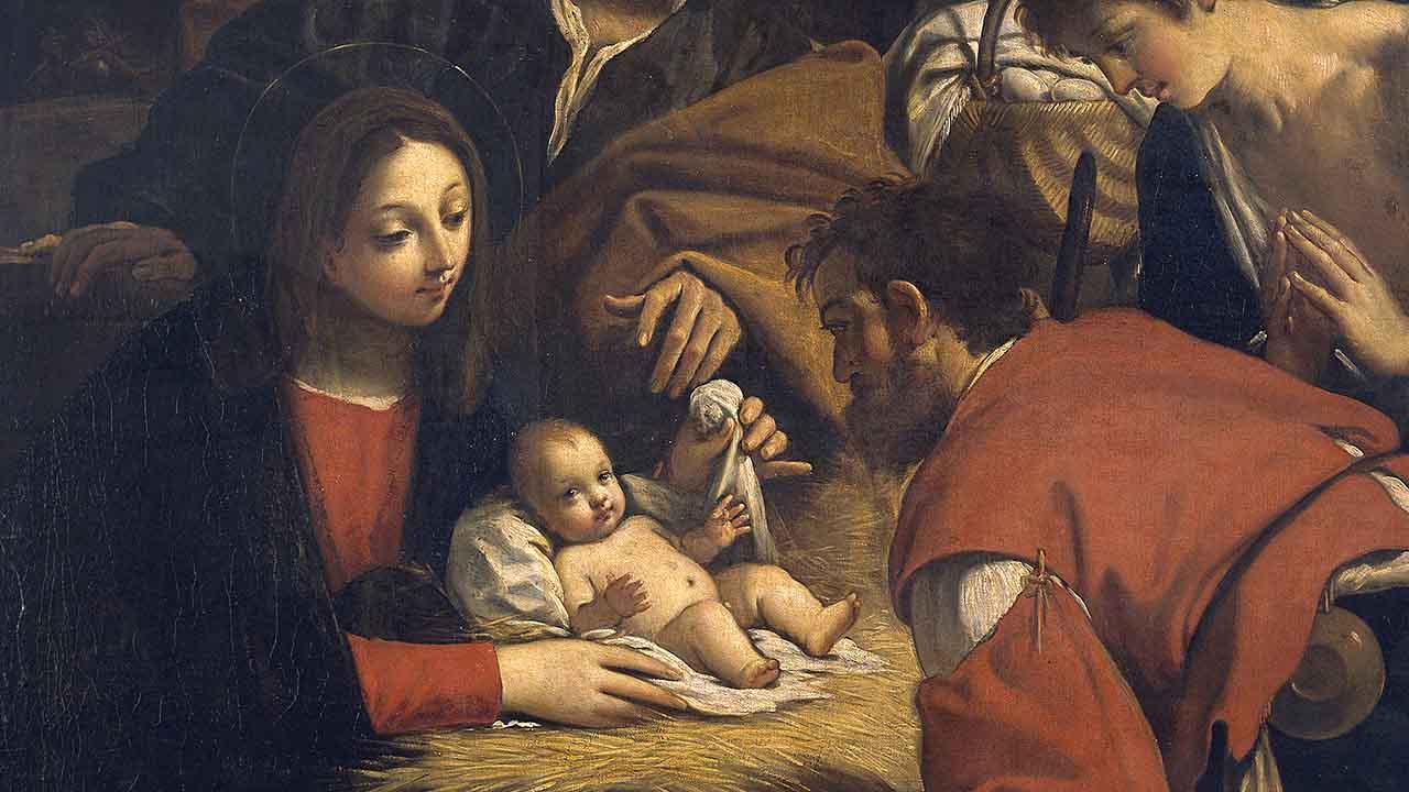 Os três nascimentos de Cristo