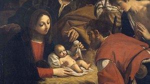 172. Os três nascimentos de Cristo