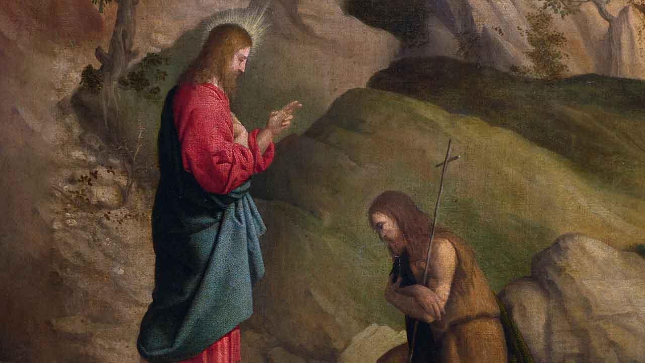 Jesus, glória do Pai