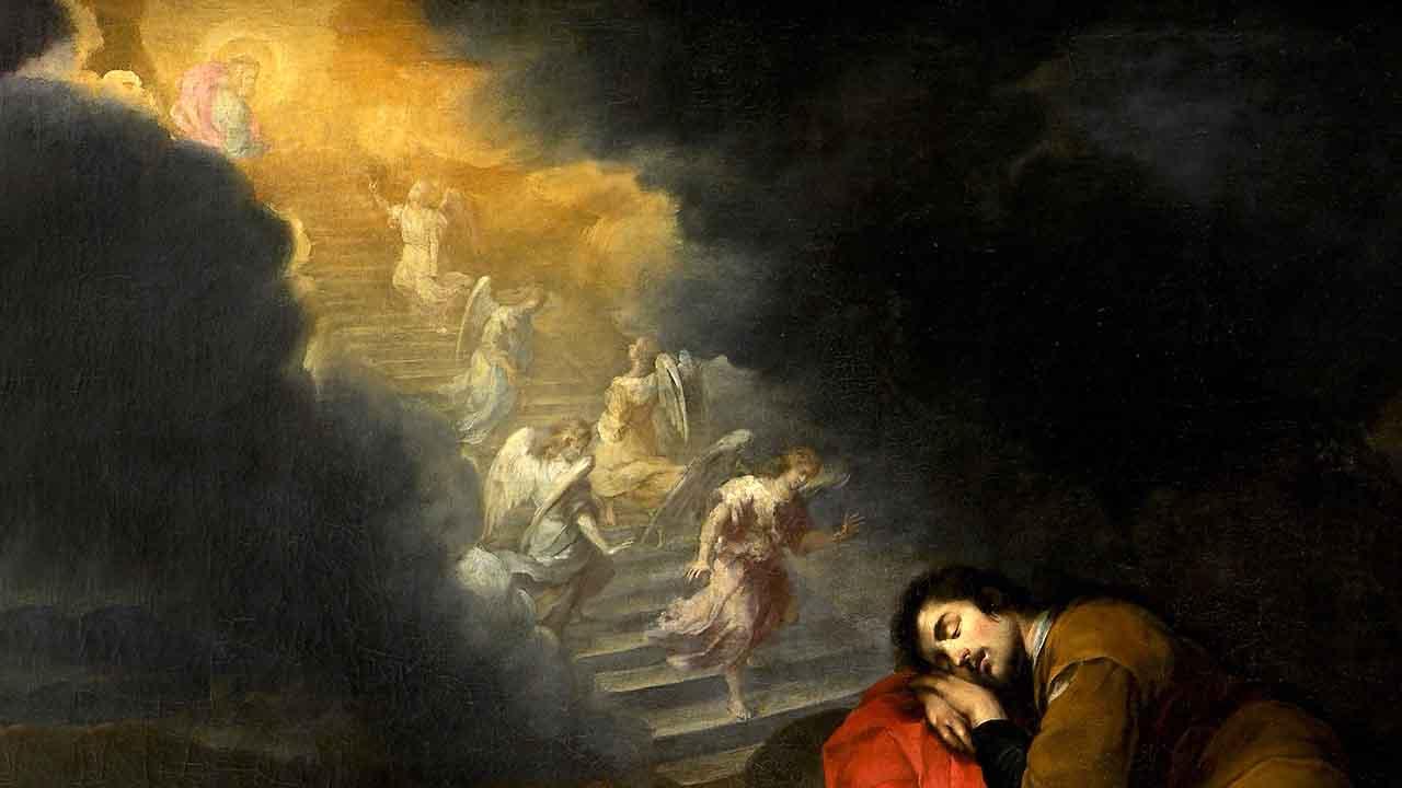 Cristo: ponte entre o Céu e a terra