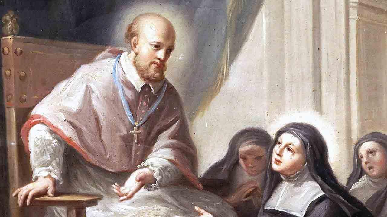 Memória de São Francisco de Sales, Bispo e Doutor