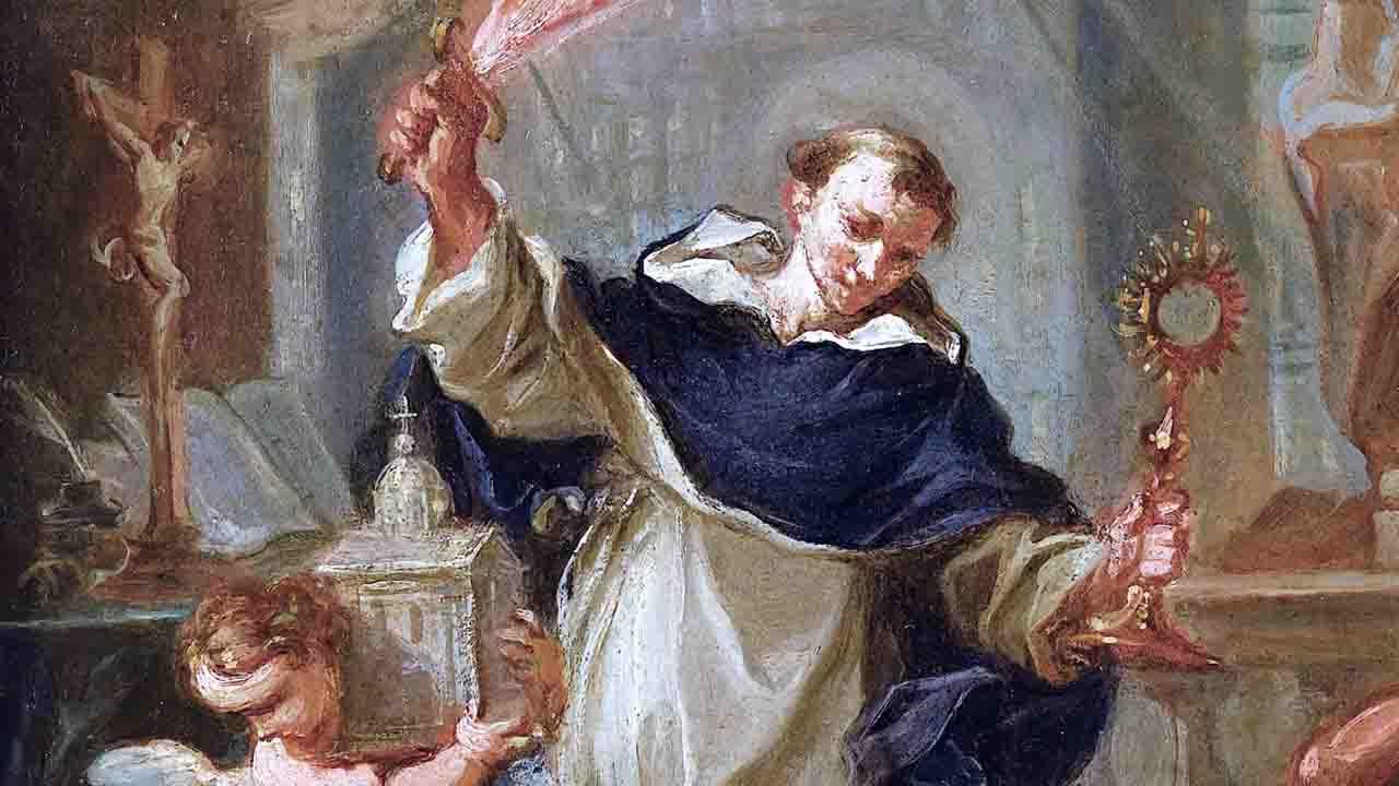 Memória de Santo Tomás de Aquino, Doutor da Igreja