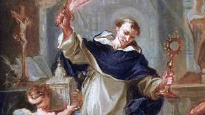 442. Memória de Santo Tomás de Aquino, Doutor da Igreja