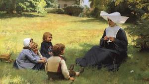 61. Como posso me tornar um bom catequista?