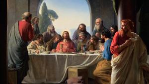 506. Quinta-feira Santa - Eucaristia, sacrifício e presença de amor