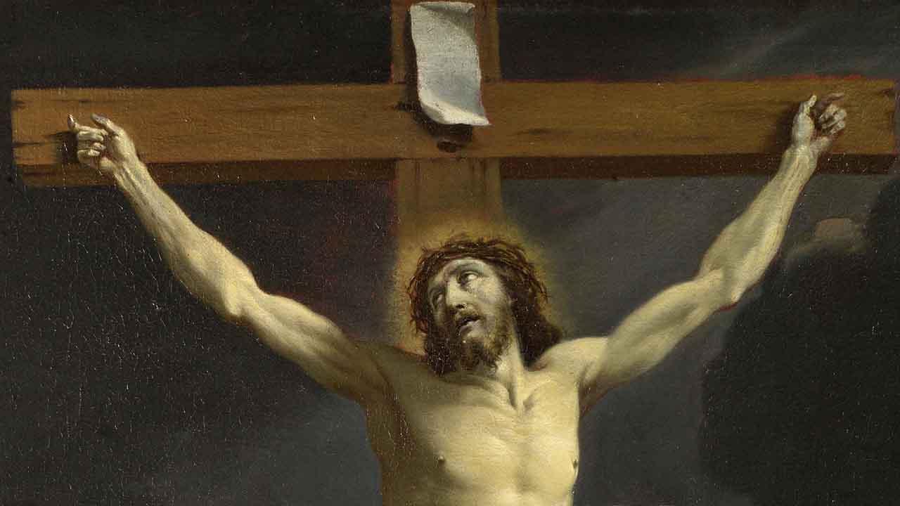 Cristo morreu por mim