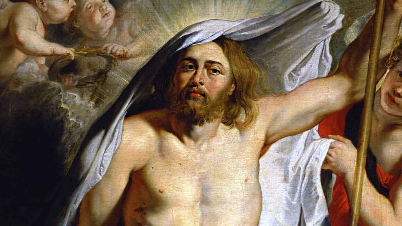 O Ressuscitado é o Crucificado