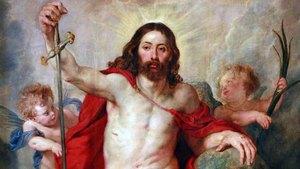 167. A tríplice vitória de Cristo