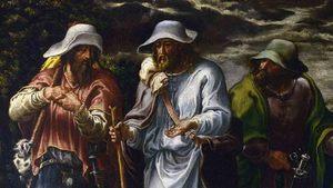 511. Os discípulos de Emaús