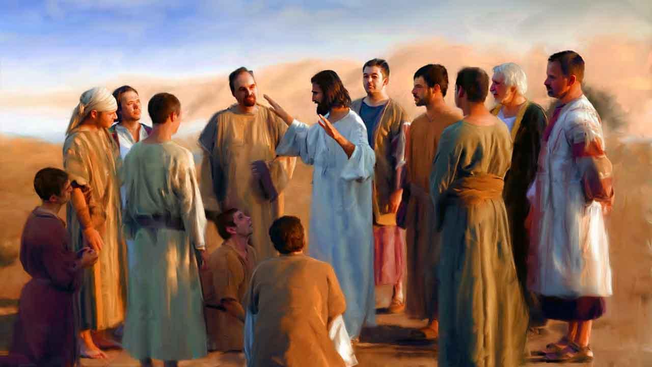 Revestidos com a graça divina
