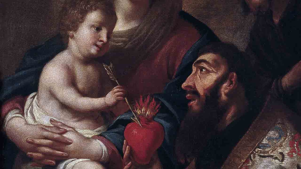 A conversão de Santo Agostinho