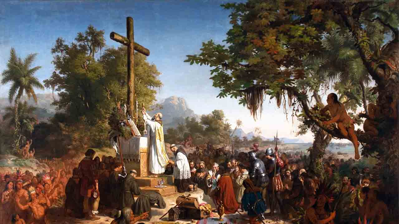 Quando a luz de Cristo chegou ao Brasil