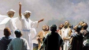 540. Por que Jesus devia partir?