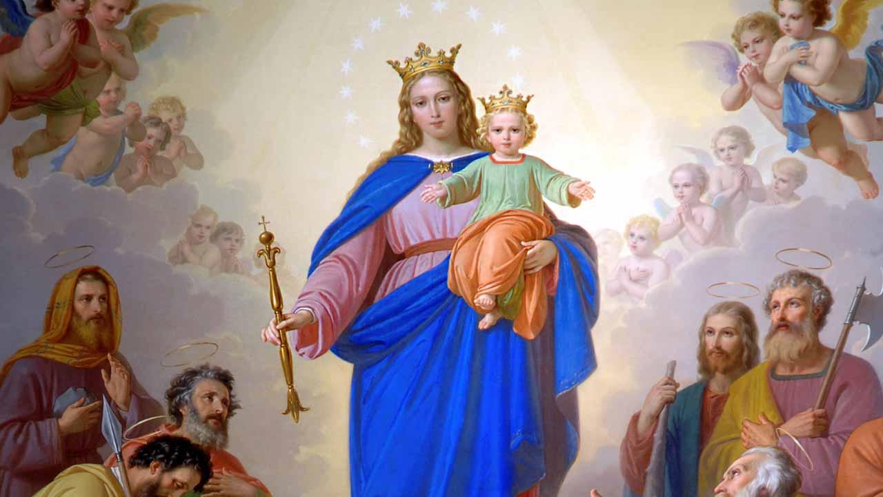 Memória de Nossa Senhora Auxiliadora