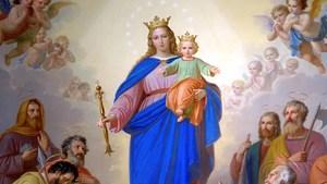541. Memória de Nossa Senhora Auxiliadora