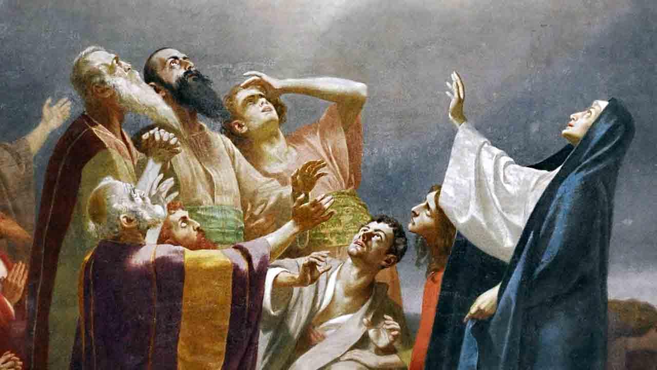"""A presença """"virtual"""" de Jesus Cristo"""