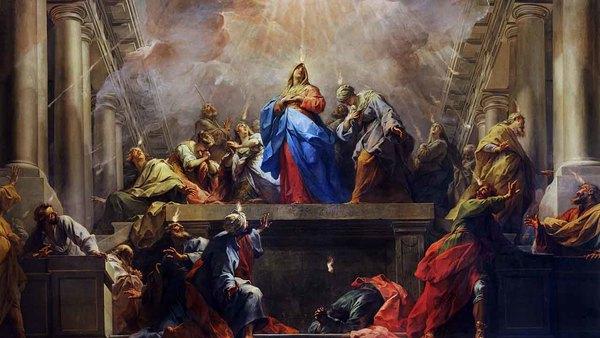 O Espírito gera Jesus em nós