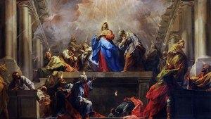 1. O Espírito gera Jesus em nós