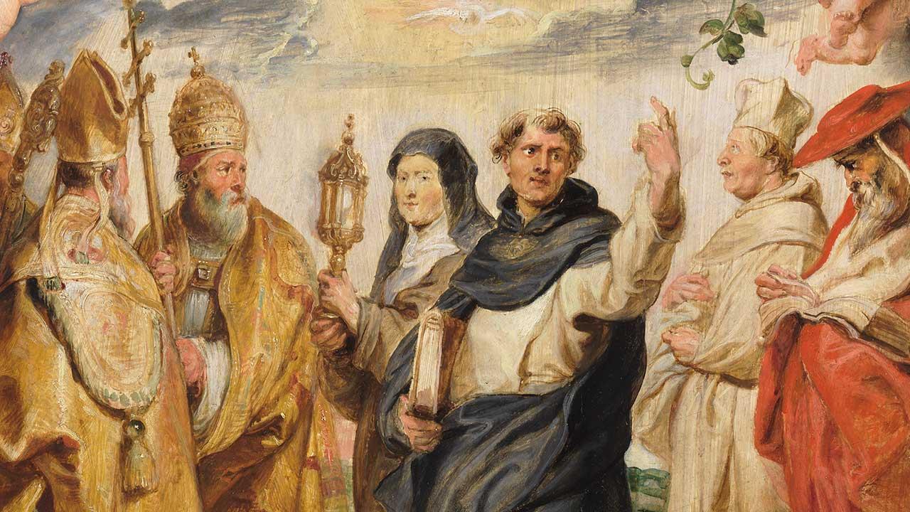 Por que há santos maiores e menores?